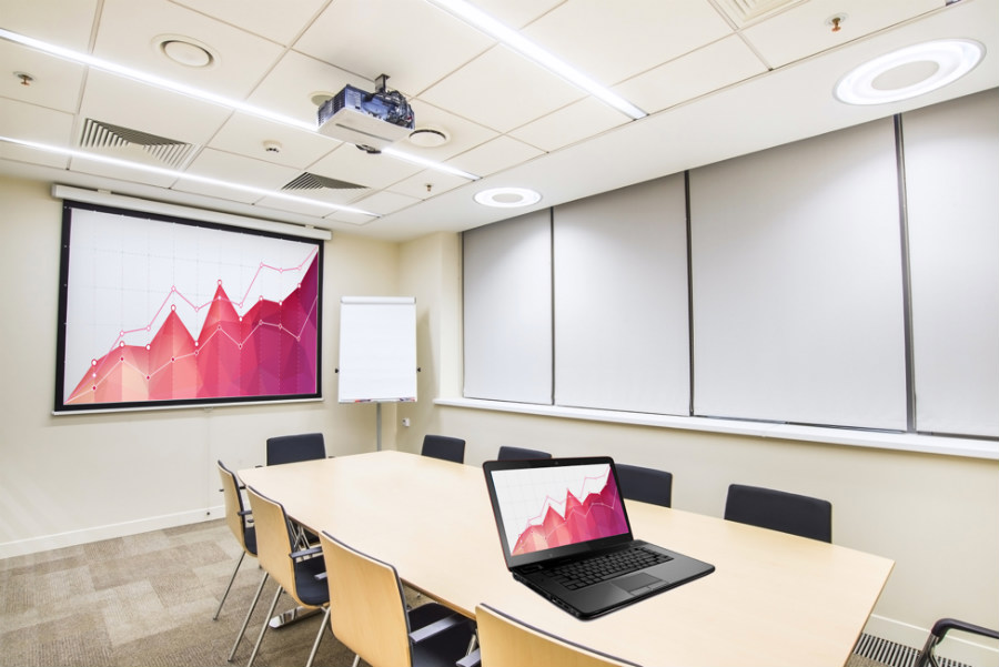 8 Ways To Create A Modern Conference Room The Screenbeam