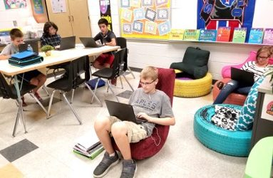 Preparing the Future Workforce through Modern Learning Spaces
