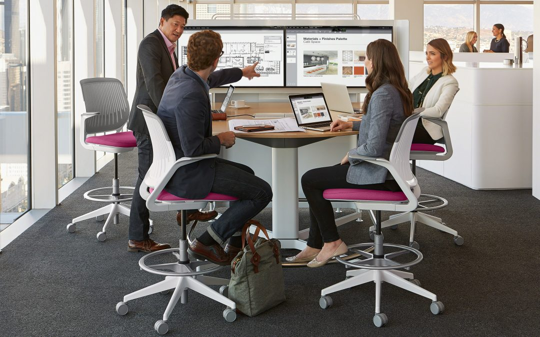 Huddle Rooms: The Future of Workplace Collaboration