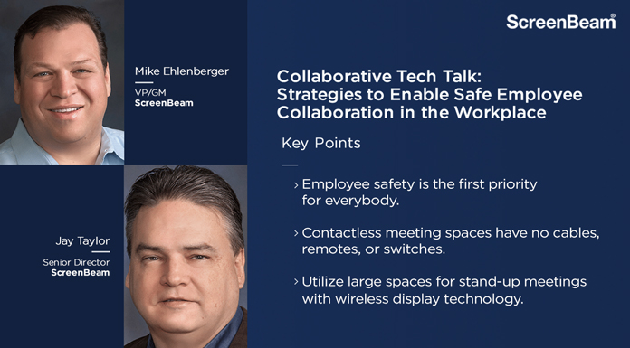 Safe Employee Collaboration