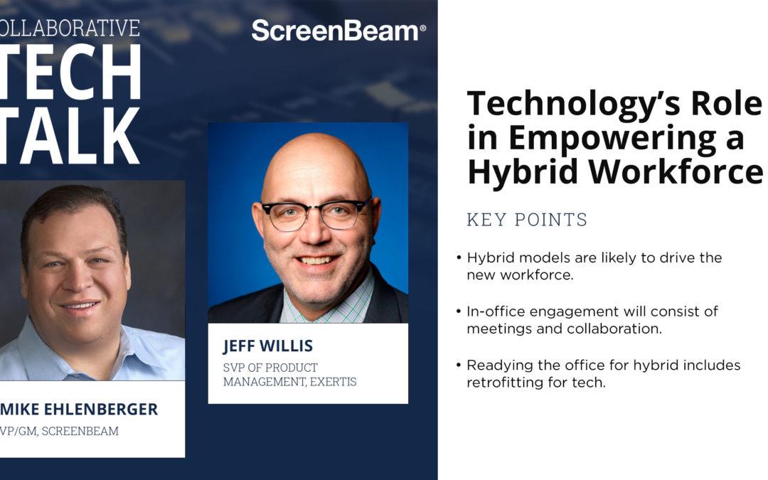 Empowering a Hybrid WorkforceExertis Collaboration